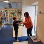Nagrody za konkurs w szkole podstawowej