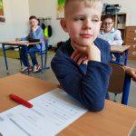Test Trzecioklasisty - uczeń