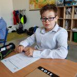 Uczeń niepublicznej Szkoły we Wrocławiu