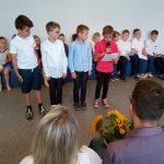 Przedstawienie uczniów na rozpoczęcie wakacji