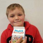 Picie mleka w szkole podstawowej