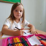 Rysunki w oddziale przedszkolnym