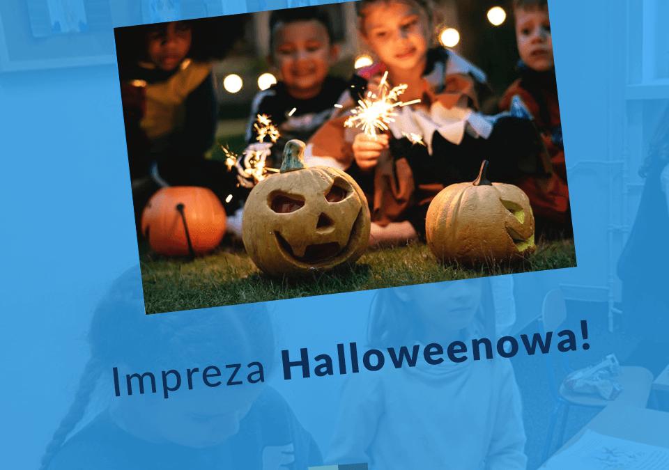 Impreza Halloweenowa i wolny dzień