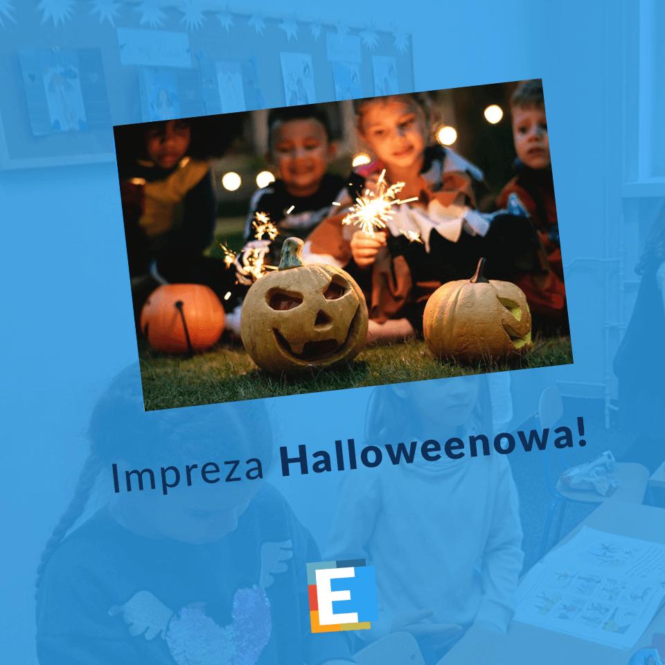 Impreza Halloween w podstawówce