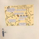 Zbiórka karmy dla zwierzaków w podstawówce