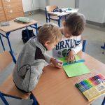 Zabawy uczniów SP Edukacja