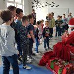 Świąteczne wydarzenia w szkole podstawowej