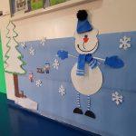 Wystrój świąteczny SP Edukacja