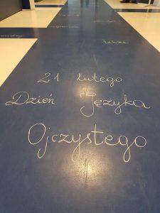 Dzień Języka Ojczystego w SP Edukacja