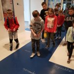 Dzieci z SP Edukacja z Wrocławia