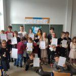 Podsumowanie konkursu recytatorskiego w SP Edukacja