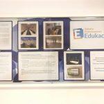 Tablica informacyjna w Szkole Podstawowej Edukacja