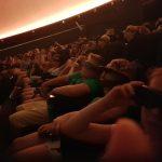 Wizyta uczniów w planetarium