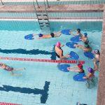 Ćwiczenia na basenie