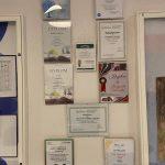 Dyplomy uczniów Szkoły Podstawowej Edukacja