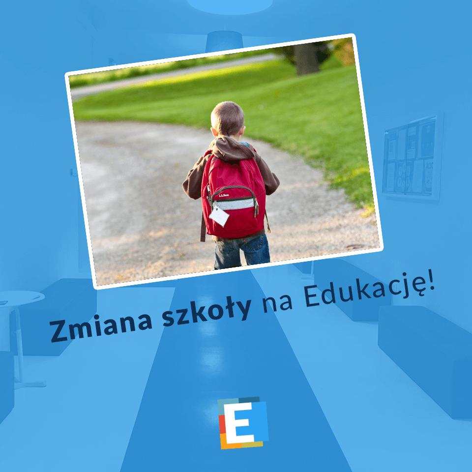 Zmień szkołę na Edukację we Wrocławiu