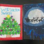 Kartki świąteczne SP Edukacja
