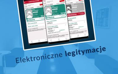 Legitymacje elektroniczne