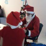 Mikołaj w podstawówce
