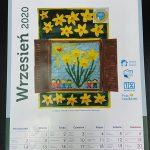 Wrzesień - kalendarz ucznia Edukacji