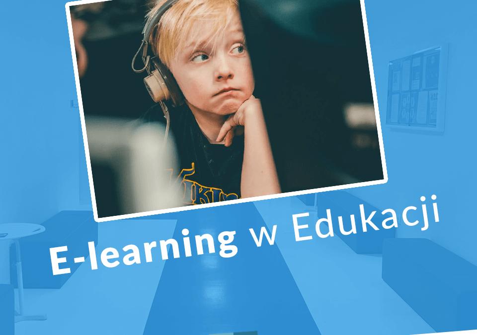 "E-learning w ""Edukacji"""