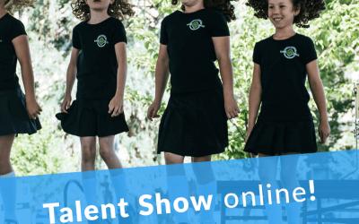 Pierwsze Talent Show online!