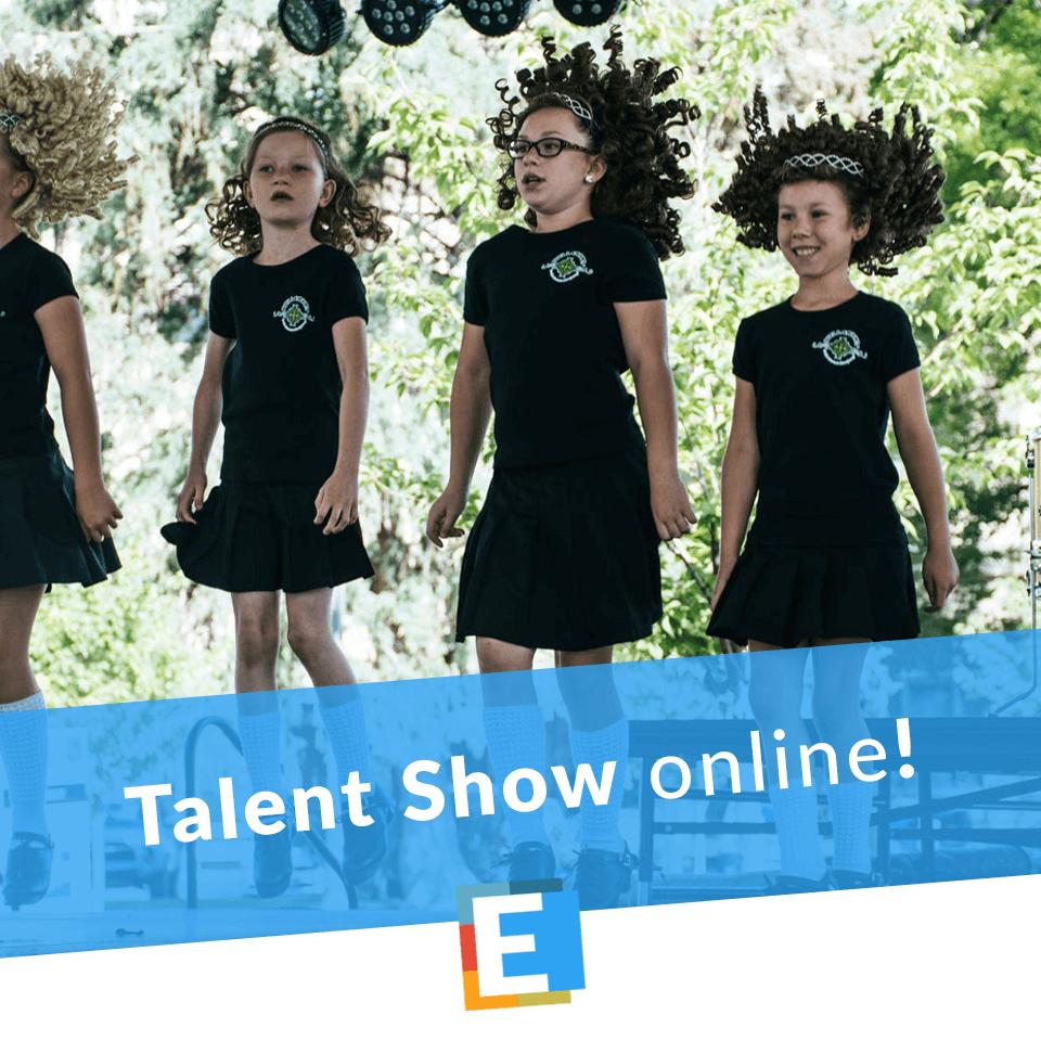 Pierwsze talent show online w SP Edukacja!