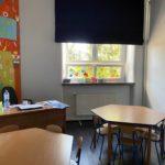 Sala szkoły podstawowej