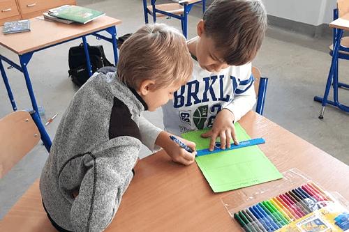 Informacje organizacyjne - Podstawówka Edukacja