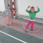 Zajęcia sportowe w szkole podstawowej