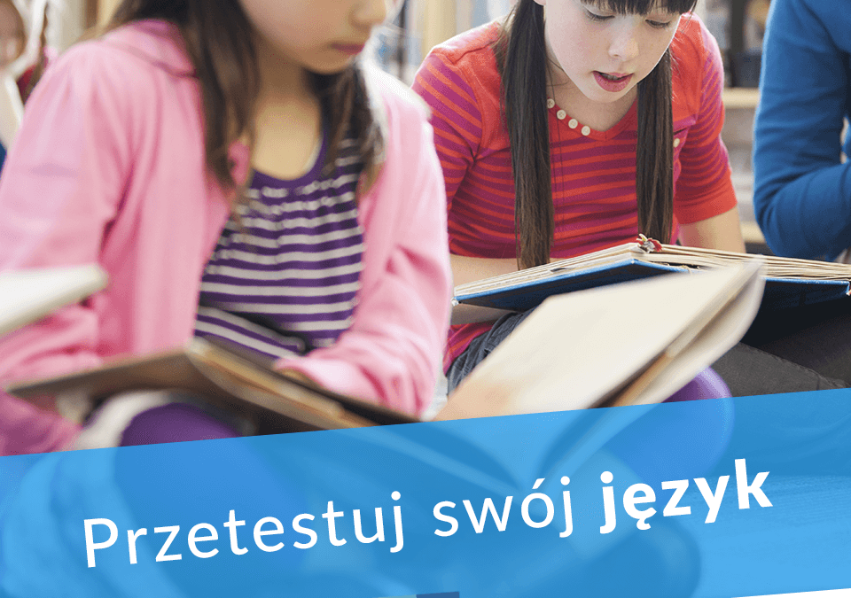 Przetestuj swoją znajomość języka