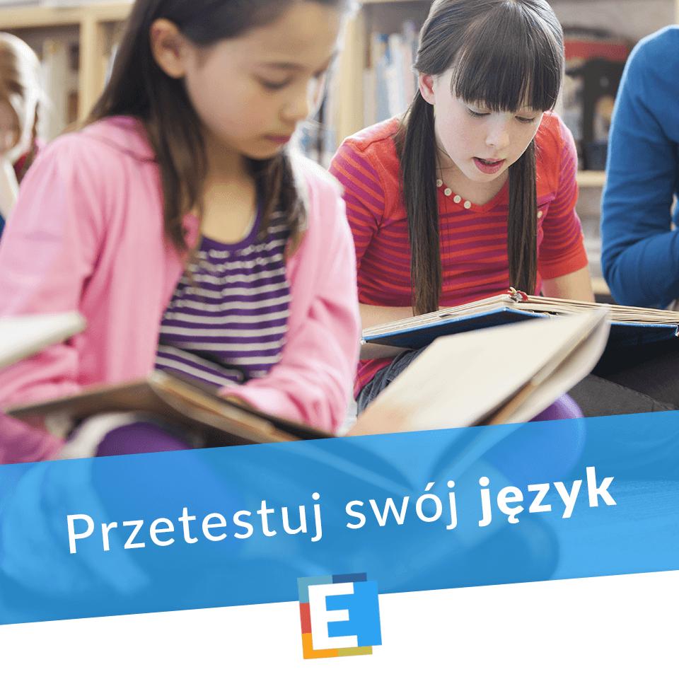 Test z języka polskiego