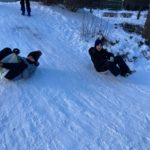 Zjazdy na śniegu