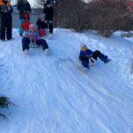 Śnieżne przygody Drużyny Edukacji