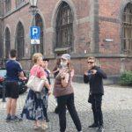 Zwiedzanie miasta