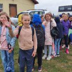Wycieczka autokarowa w szkole