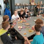 Dzieci w Muzeum Ceramiki