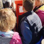 Dzieci wysyłają pocztówki