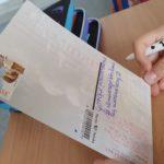 Pocztówka do innej szkoły